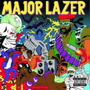 Major Lazer inna de pliace