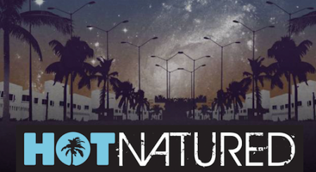 hot natured logo
