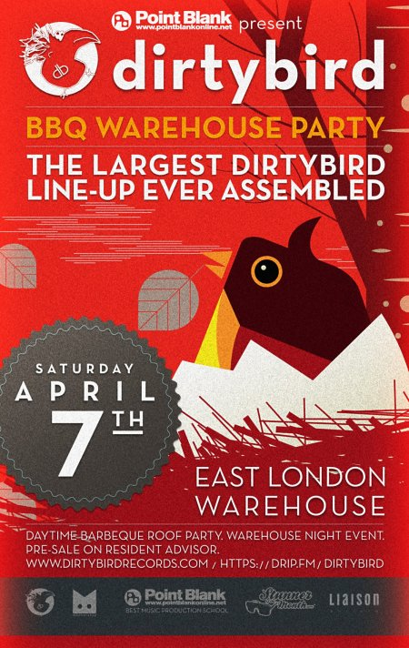 Dirtybird's London BBQ