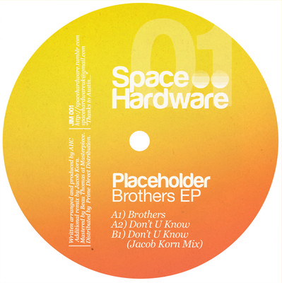 Space Hardware Placeholder
